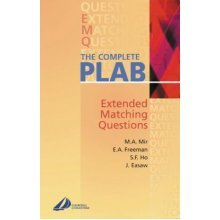 The Complete Plab Part 1: Extended-Matching Questions