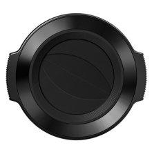 Olympus LC-37C Auto Lens Cap for M.ZUIKO DIGITAL 14-42mm 1:3.5-5.6 EZ Lens - Black