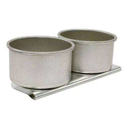 Alvin TX40 Aluminum Palette Cup Double
