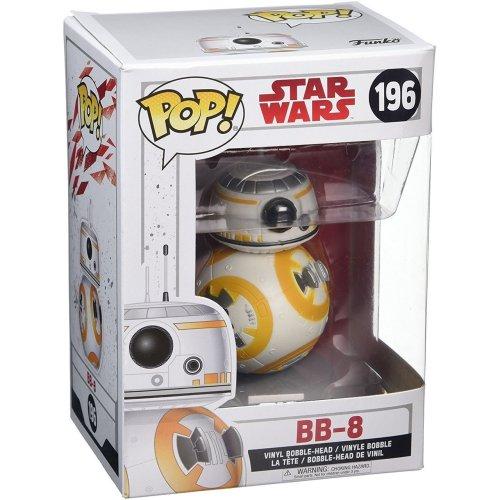 Funko POP! Bobble Star Wars E8 The Last Jedi BB-8 BB8