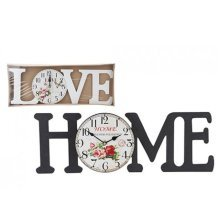 Love/home Clocks -