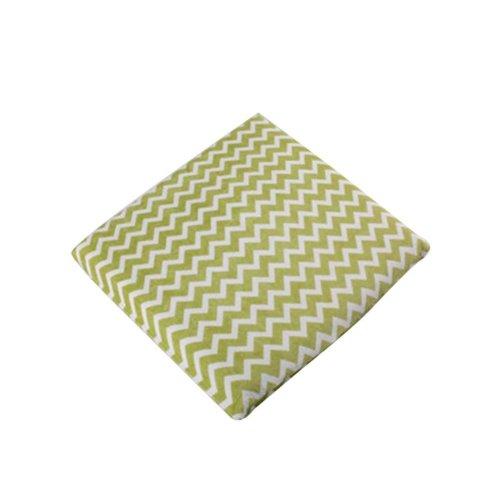 Ventilate Memory Foam & Bamboo Charcoal Cushion Of The Office/Car(Green)