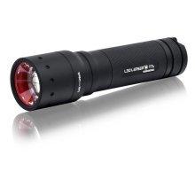 Led Lenser T7.2 Black - 320 Lumens - Latest 2014 Version Tactical Torch