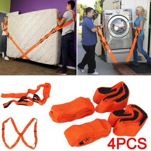 Lifting Hands Shoulder Straps Safe Moving Harness Belts Moving Furniture Removal