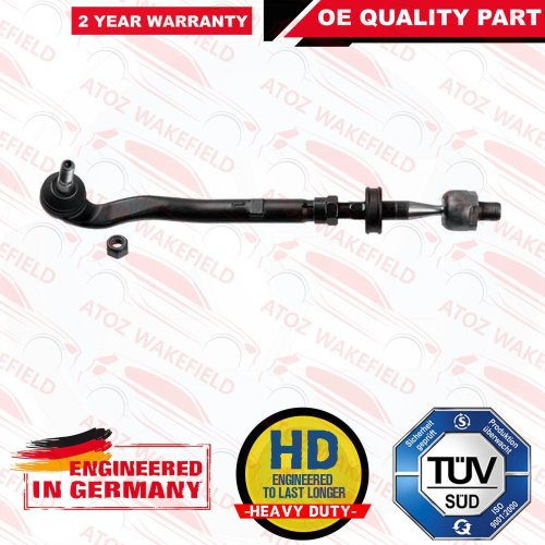FOR BMW 5 SERIES E39 FRONT LEFT INNER OUTER STEERING TIE TRACK ROD END ASSEMBLY