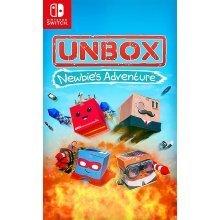 Unbox Newbies Adventure Video Game Nintendo Switch