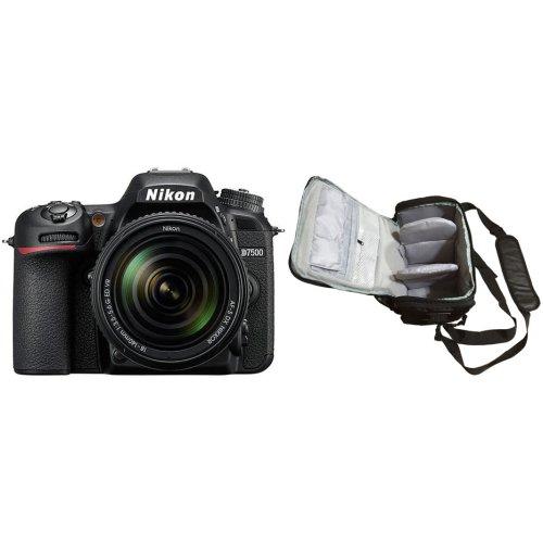 NIKON D7500 KIT AF-S 18-105MM F3.5-5.6G ED VR + Bag