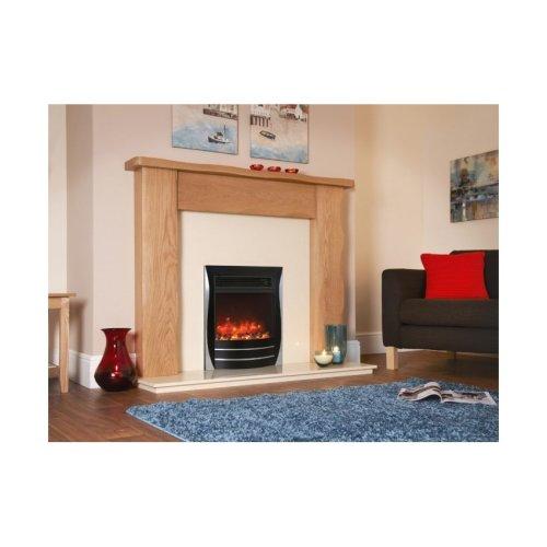 """Designer Fire Electric - Celsi Lamela Silver and Black 16"""""""