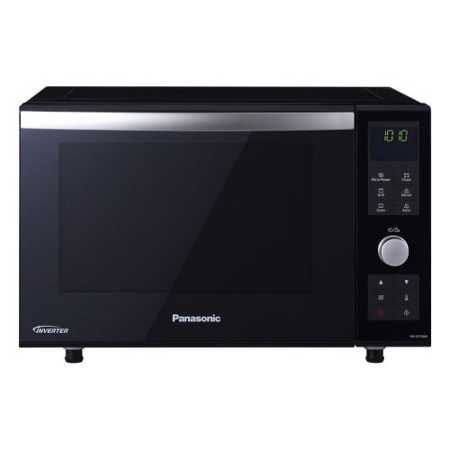 Panasonic NN-DF386BBPQ Flatbed Combination Microwave Oven 23 Litre Black