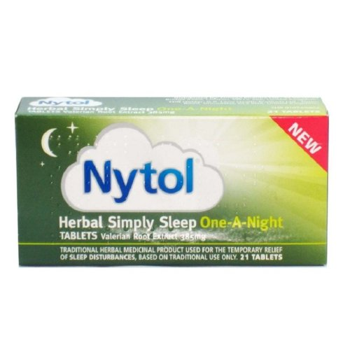 Nytol Herbal Simply Sleep One-A-Night - 21 Tablets