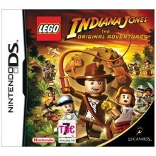 Lego Indiana Jones - LEGO Indiana Jones (Nintendo DS)