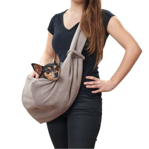 Carry Pouch for Small Dogs Carrier Shoulder Soft Sturdy Comfortable