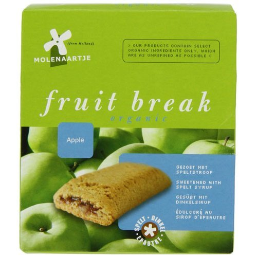 Molenaartje  Apple Fruit Breaks 6 Pack