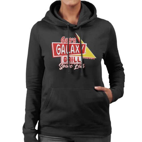 Gus Galaxy Grill Spaceballs Women's Hooded Sweatshirt