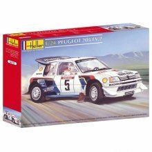 Hel80716 - Heller 1:24 - Peugeot 205 Ev 2