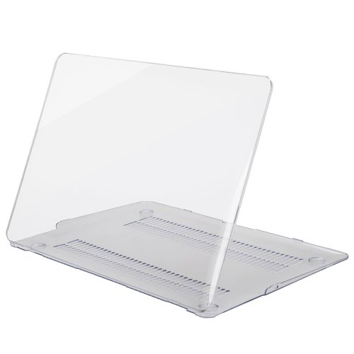 """MOSISO Ultra Slim Clear Hard Shell Snap On Case Cover for MacBook Air 13"""""""