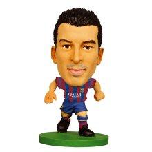 Pedro Rodriguez Barcelona Home Kit Soccerstarz Figure - Fc New -  barcelona pedro home soccerstarz rodriguez fc new
