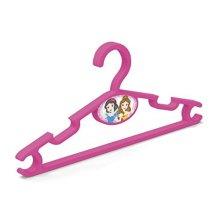 St228 - 3 Pack Baby Hangers - Disney Princess Baby - Brand New Boyz Toys Kids -  brand new boyz toys disney princess kids hangers pack 3 30762