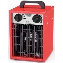 2kw Elec. Space Heater - Draper 230v 07216 -  draper space 2kw heater 230v 07216