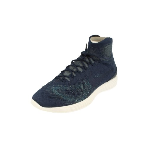 big sale 6b4cf 5f9a7 Nike Lunar Magista II Fk Fc Mens Hi Top Trainers 876385 Sneakers Shoes
