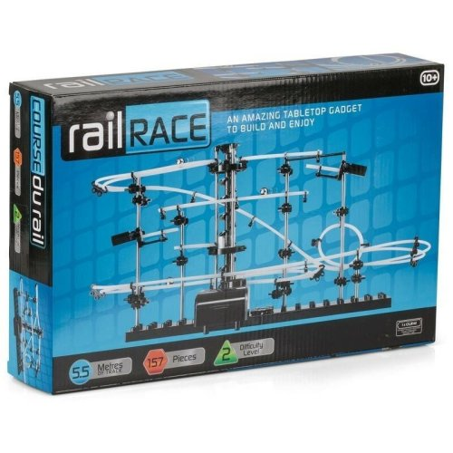 Rail Race Marble Run Rollercoaster 5.5m