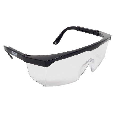 Clear Protective Glasses EN166Laboratory Work Safety Glasses