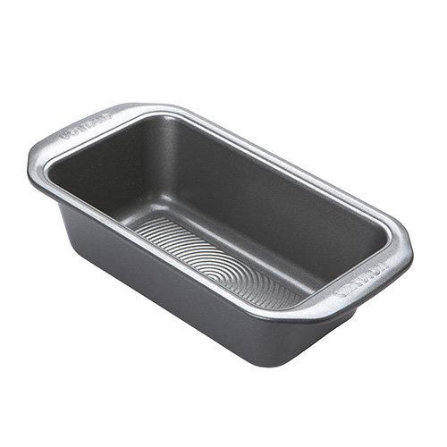 Circulon Momentum Bakeware Carbon Steel 33x13 cm Non-Stick Loaf Tin - Grey