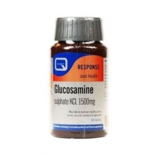 Quest - Glucosamine Sulphate 1500mg 60 tablet