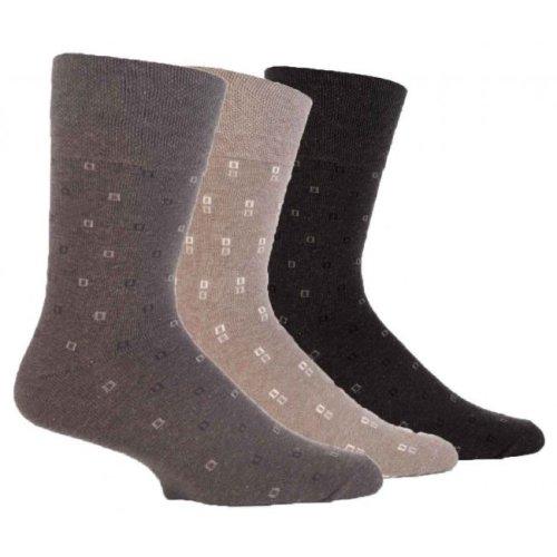 Black Birthday Celebration Cotton Novelty Socks Est 1988 Black Socks