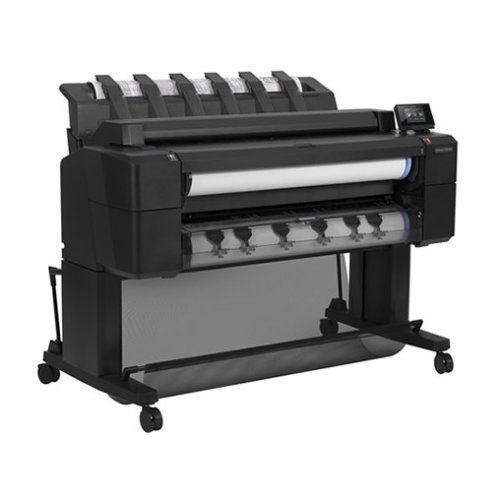 HP DesignJet T2500 eMultifunction PostScript Printer