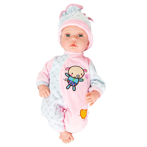 Lifelike Realistic Baby Doll/ Soft Body Play Doll/ High Quality Doll   C