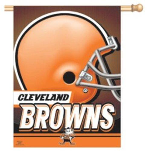 Cleveland Browns Banner 27x37