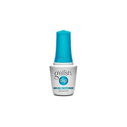 Harmony Gelish Nail Dip Liquid Brush Restorer 5oz Step 5