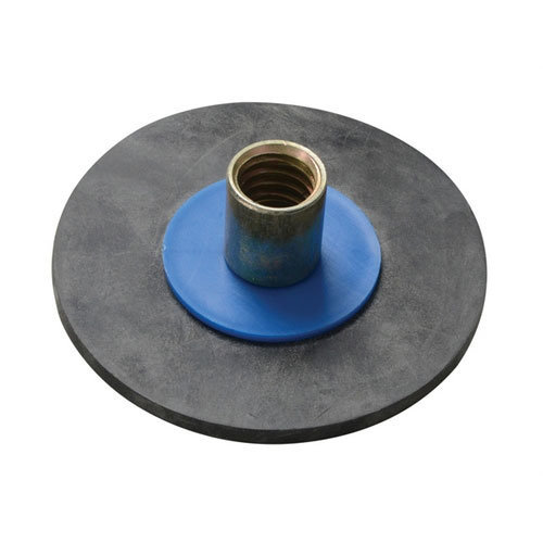 """Bailey 1751 Rubber Plunger For Drain Rod 4"""""""