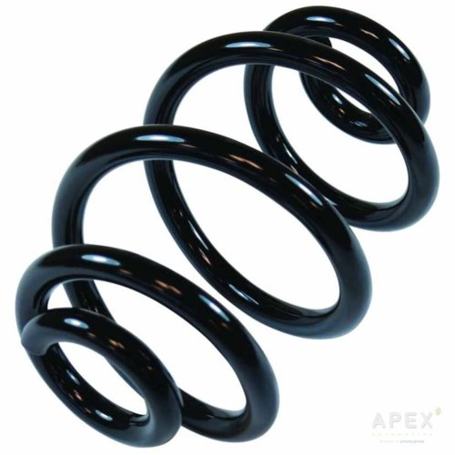 Apex Vehicle Cars High Quality Suspension Coil Spring for BMW 3 E46 Rear 66786