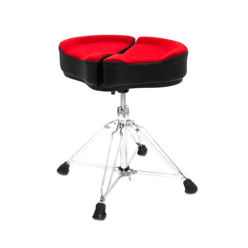 Ahead SPG-R Spinal G Drum Throne with Base, Red