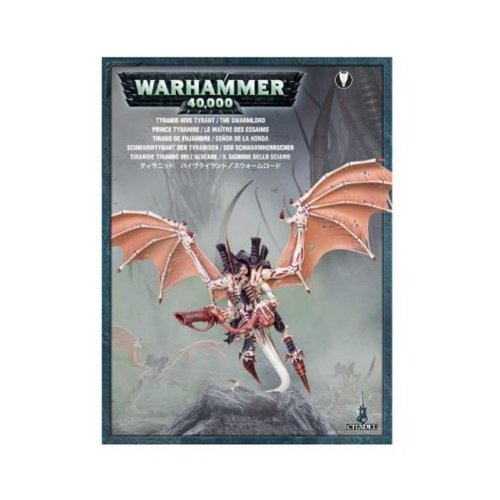 Games Workshop - Warhammer 40,000 - Tyranid Hive Tyrant/The Swarmlord