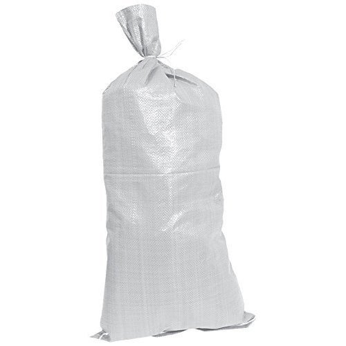 Silverline Sand Bags 10pk 750 x 330mm - 868732 Flood -  sand bags x 750 silverline 10pk 868732 330mm flood