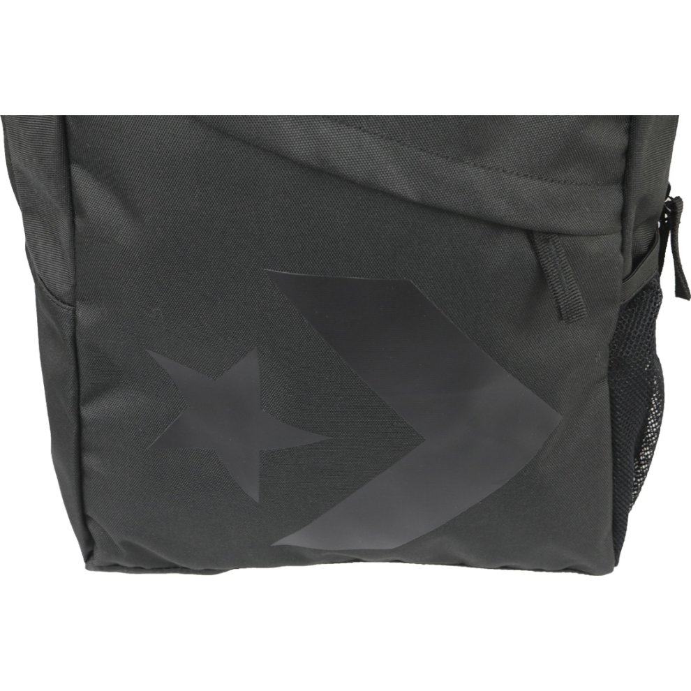 d45bea76257 ... Converse Speed Star Chevron 10005996-A01 unisex Black backpack - 1 ...
