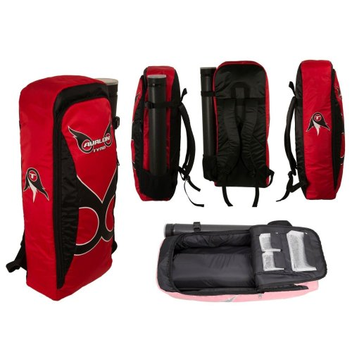 Avalon Archery Tyro W Take Down Recurve Bow Back Pack Carry Case Bag
