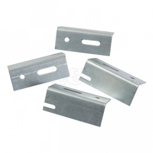 Dickied Replacement Radiator Brackets 4pk 76mm - 11.032 - Dickie Dyer -  dickie dyer replacement radiator brackets 4pk 76mm 11032 856678