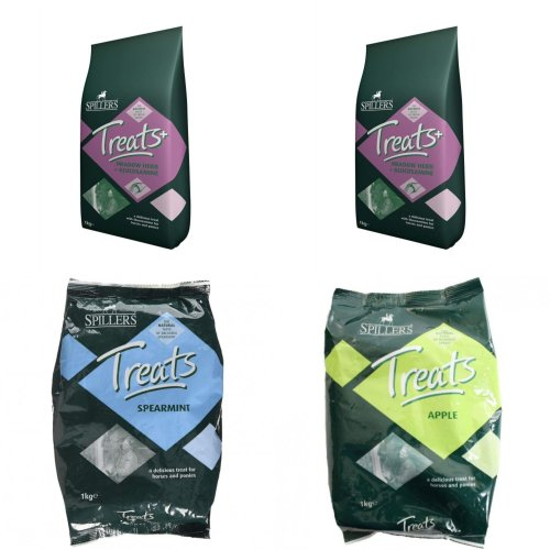 Spillers Horse Treats (Pack Of 8)