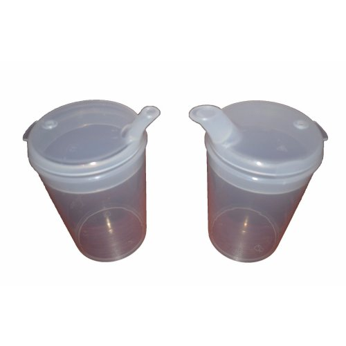 Plastic Feeding Cup With Spout Adult Feeder Beaker Hospital Cup Bulk Buy