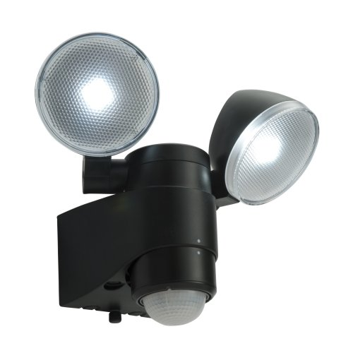 Saxby 'Frog Eye' LED Floodlight with PIR Sensor. Domestic or Commercial Security