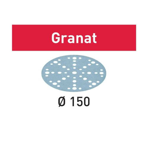 Festool sanding disc STF D1 50/48 P60 GR/50