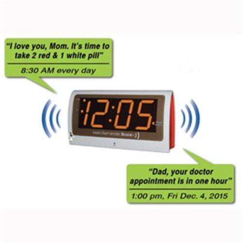 Reminder Rosie Voice Activated Alarm Clock