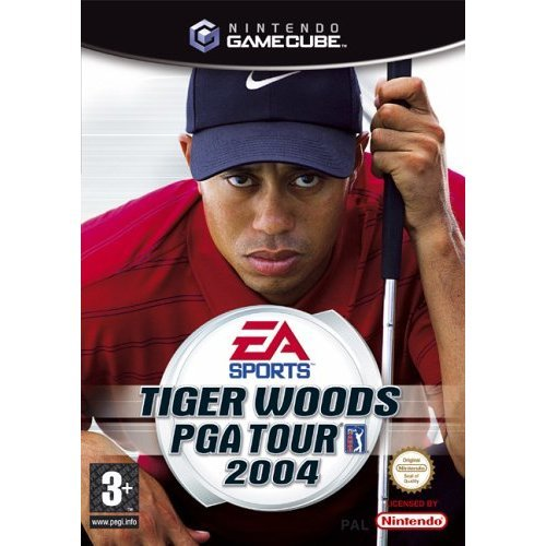 Tiger Woods PGA Tour 2004 (GameCube)
