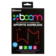 Boom Bluetooth Wireless Earphones -