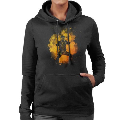 Naruto Soul Of The Ninja Women's Hooded Sweatshirt