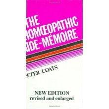The Homoeopathic Aide-Memoire
